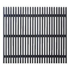 Fence Wall Design, Black Fence, Plank, Bauhaus, Animal Shelter, Garden Landscaping, Outdoor Gardens, Blinds, Garden Design