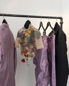 "199 Likes, 8 Comments - SPRMRKT Amsterdam (@sprmrktamsterdam) on Instagram: ""SS17 - Floral experiments at the Y/Project showroom.  #YPROJECT #SPRMRKT #SS17 #FLORAL"""