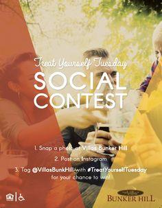 Student House, Bunker Hill, Property Management, Villa, Marketing, Instagram, Fork, Villas