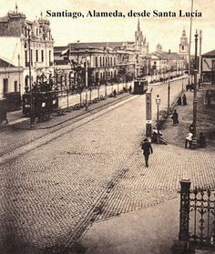 Santa Lucia, Old Pictures, Old Photos, Iglesia San Francisco, Past, Street View, Culture, Building, Koh Tao