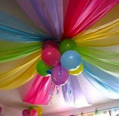5 ideas sencillas y divertidas para decorar un cumpleaños infantil. | Mil Ideas de Decoración
