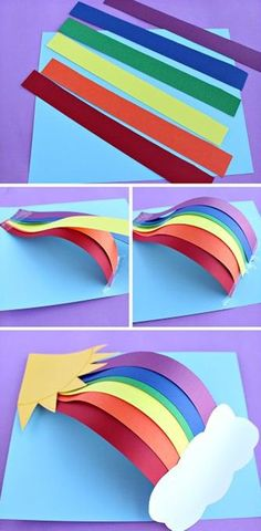 DIY Paper Crafts Ideas for Kids31
