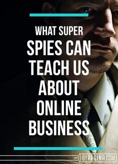Establishing the right online headquarters for you is so important. Get some epic tips on this from super spies.
