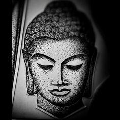 ☠-Los Almeidas Tattoo-☠ Av. Dr. Moraes Sales, 1672, Centro, Campinas/SP ☎ 19-25191433  #dotworkers #dotworktattoo #blackwork #blackworkers #blackworktattoo #Blacktattooart #darkartists #dotwork #blacktattoomag #blackworkerssubmission #pontilhismo  #blxckink #tattooartist #tattooist #tattoo #tattoos tattooing #black #ink #dots #dark #equilattera @equillatera #pointillism  #Buddha #budda #buda #tattoo2me #t2m