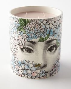 H7FJF Ortensia Three-Wick Scented Candle