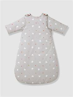 WOOLLY WORLD Sleep Bag with Detachable Sleeves Newborn Sleeping Bag 81ef64036