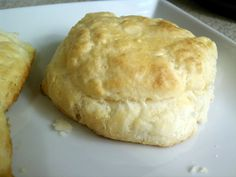 The BOMB! Gluten Free Biscuit Recipe - the easiest and best tasting biscuits I've made so far. Mine for once, looked like the pic! Lol ~ GFC~