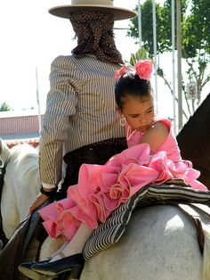 May 2, 2009 in Feria de Abrill,Seville,Andalusia,ES