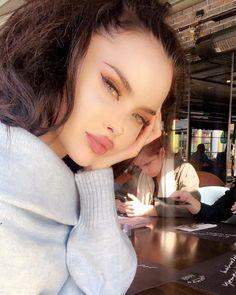 grafika beauty, girl, and luxury Beauty Makeup Tips, Eye Makeup, Botox Lips, Pretty Nose, Perfect Nose, Ash Blonde Balayage, Hair Photography, Hair Styler, Makeup Quotes