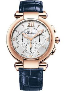 95d4e535c07 Chopard Imperiale Watches. 40 mm 18K rose gold case with amethysts set in  the lugs