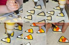 Glorious Treats: Decorating Sugar Cookies... From Start to Finish- Part 2