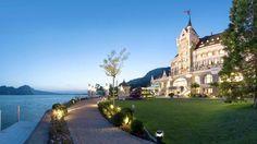 Direkt am Luzerner See befindet sich das Top Spa / Wellness Hotel und ist der perfekte Ort für Entspannung und Ruhe – 2 Michelin Sterne Restaurant!