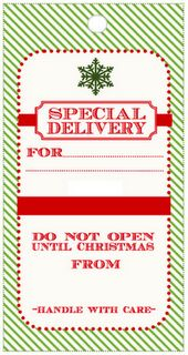 It's Written on the Wall: {Freebie} See over 204 Different Christmas Gift Tags for your Presents