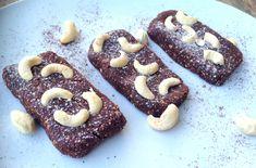 Oppskrift: Snickers energibar & en giveaway