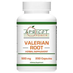 Valerian Root Extract is a pure, all-natural product taken from the root of the valerian plant, it is non-addictive and has been shown to reduce stress and anxiety, promoting better sleep and offering relief from other health complications.