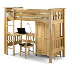 Found it at Wayfair.co.uk - Bridlington Single High Sleeper Bed with Storage