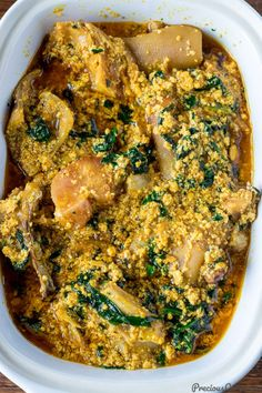egusi soup nigerian food how to make / egusi soup nigerian food - egusi soup nigerian food how to cook - egusi soup nigerian food how to make - egusi soup nigerian food recipe Nigeria Food, Ghana Food, Nigerian Soup Recipe, Nigerian Food Recipes, Nigerian Stew, Jollof Rice Nigerian, Egusi Soup Recipes, West African Food, African Stew