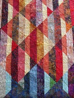 Strips by Jessica's Quilting Studio, via Flickr