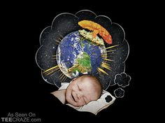 Baby's Dream T-Shirt l    Source: http://teecraze.com/babys-dream-t-shirt/
