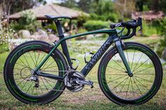 My DREAM bike!! Mark Cavendish's Specialized Venge 2013