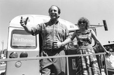 paul and sheila wellstone.