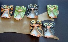 Owl Crafts Ideas
