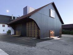 Sternen Trotte, Würenlingen #wine #architecture #switzerland