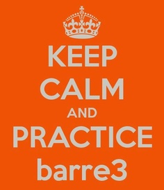 Barre 3- great workout taught by Sadie Lincoln in Oregon, but also on dvd- works on strengthening