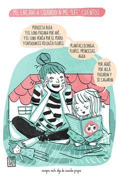 Ilustradoras de la maternidad