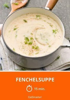 Fenchelsuppe - smarter - Zeit: 15 Min.   eatsmarter.de