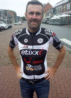 Serge Baguet (1969 - 2017), died at age 47 years: was a Belgian professional road bicycle racer.… #people #news #funeral #cemetery #death