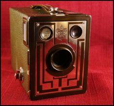 Kodak Six-20 Boy Scout Brownie