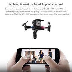 Drone With High Pressure Wifi Camera Headless Mode One Key Return Easy Operation Technology Gadgets, Wifi, Drone Diy, Key, Unique Key, Keys
