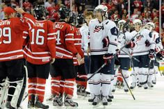 World Junior hockey 2013