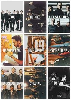 So true- linkin Park has been apart of my life for as long as I can remember.