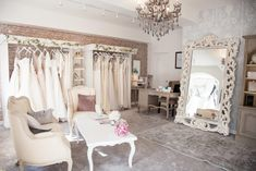 Retail Interior, Interior Exterior, Boutique Design, Shop Interior Design, Store Design, Bridal Boutique Interior, Store Layout, Function Room, Store Interiors