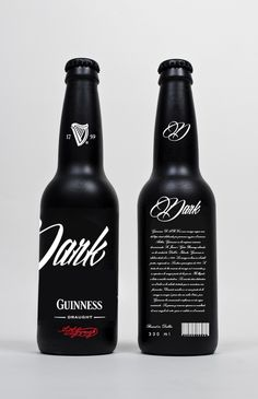 Guinness Dark - Pedro Manero