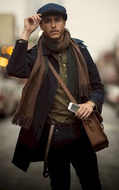 Casual European Mens Fashion Style to Copy (12)