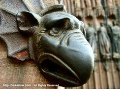 Gargoyle at Strasbourg Cathedral