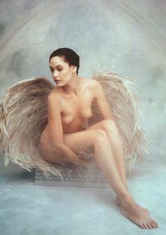Pirelli Calendar (1989) - photographer Joyce Tenneson