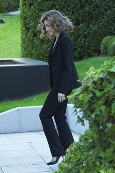 Queen Letizia of Spain leaves US embassy after signing the book of condolences for the victims of Orlando's attack on June 14, 2016 in Madrid, Spain.