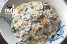 Yedikçe Yedirten Tavuk Salatası Tarifi