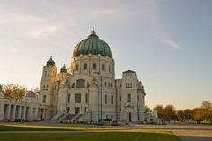 Karl-Borromäus-Kirche am Wiener Zentralfriedhof #Wien #Vienna