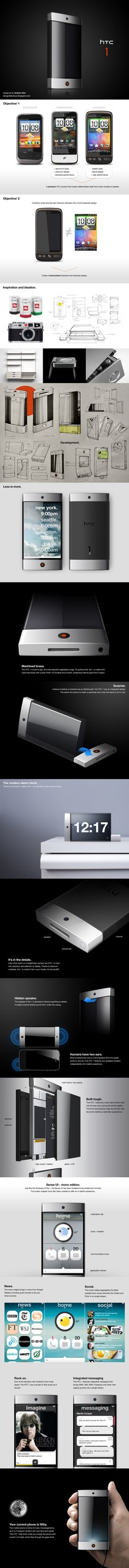 Product Design - Telephone - HTC