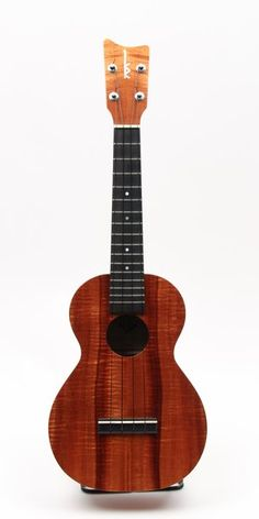 This is a custom ordered concert sized ukulele from the company that has been manufacturing ukuleles since 1916. This is their standard concert upgraded with premium Koa wood top, back and sides. Ordered new from Kamaka this uke is $1600. The instrument show very little playing time.