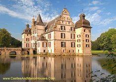 Wasserschloss Haus Bodelschwingh, Mengede, Dortmund, Germany - www.castlesandmanorhouses.com