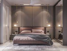 PARENTS BEDROOM DESIGN AND VISUALIZATION, M2K DELHI on Behance Hotel Bedroom Design, Bedroom Setup, Master Bedroom Interior, Bedroom Closet Design, Bedroom Furniture Design, Classic Bedroom Decor, Modern Luxury Bedroom, Luxurious Bedrooms, Design Visual