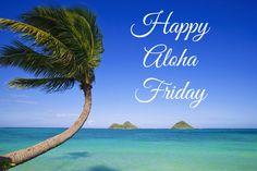Happy Aloha Friday! Blog post about the origins of Aloha Friday. #travel #Hawaii