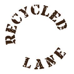 Recycled Lane