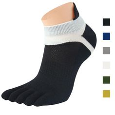 2015 Summer New Mens Toe Socks Cotton Five Fingers Socks Casual